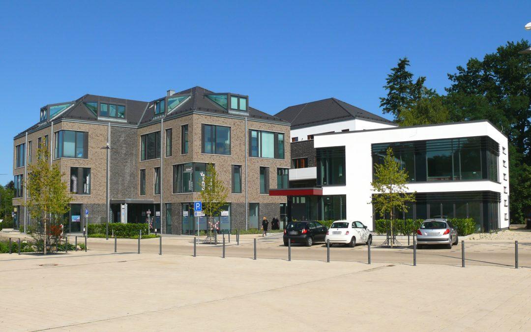 Moderne Bürofläche am Halstenbeker Marktplatz neu vermietet
